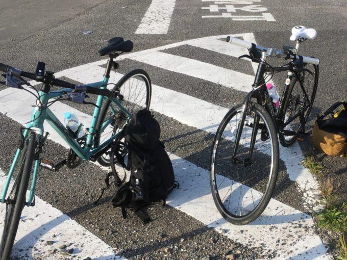 つくば市から水戸市までのサイクリング