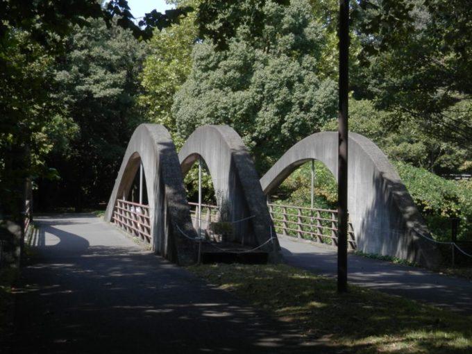 昭和記念公園のサイクリングコース