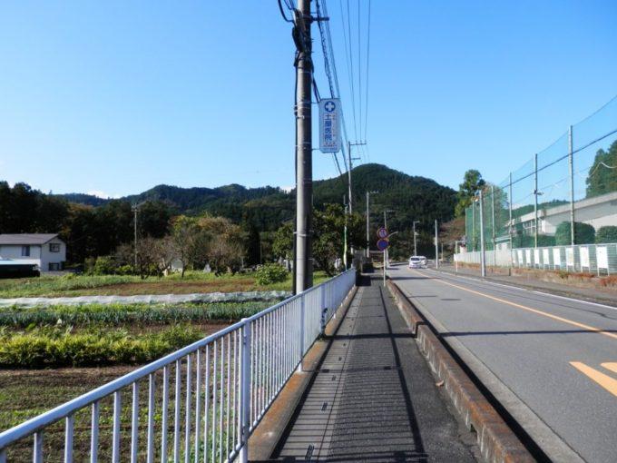埼玉県道70号線をサイクリング