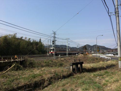 東武日光線の電車