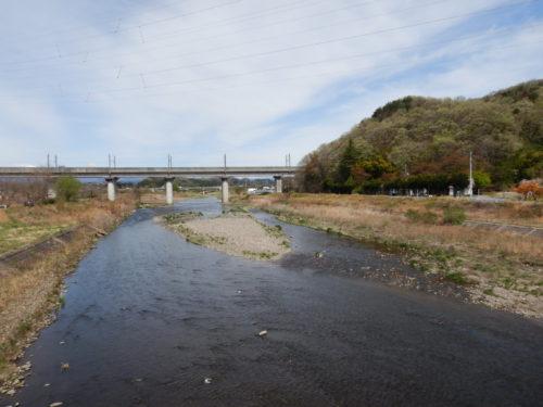 福島県の阿武隈川