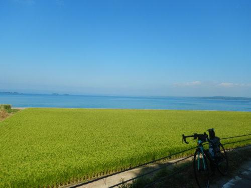 石川県の能登島