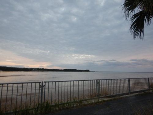沖縄県宜野座村、国道329号