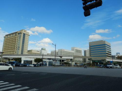 沖縄の那覇市