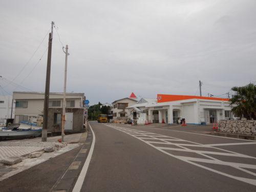与論島の茶花の町