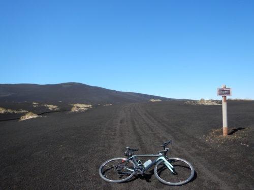 伊豆大島の裏砂漠