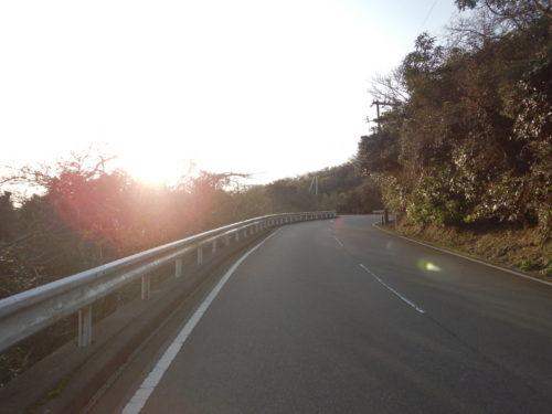 三原山登山道路