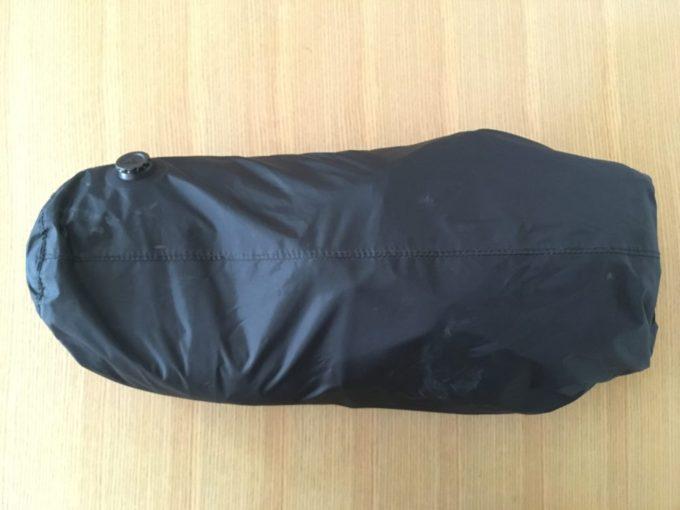 トピークのサドルバッグ『Back Loader(バックローダー)6リットル』の防水インナーバッグ
