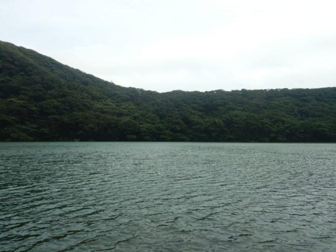 三宅島の大路池