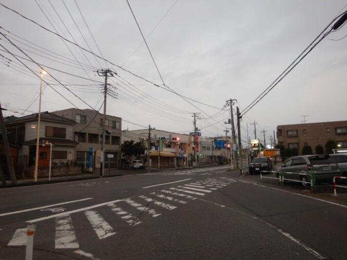 ロードバイクで走る埼玉県道103号