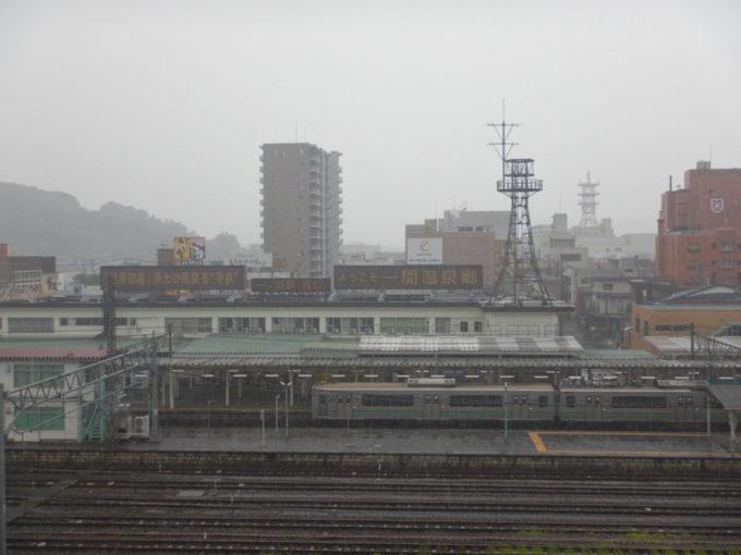岩手県の一ノ関駅