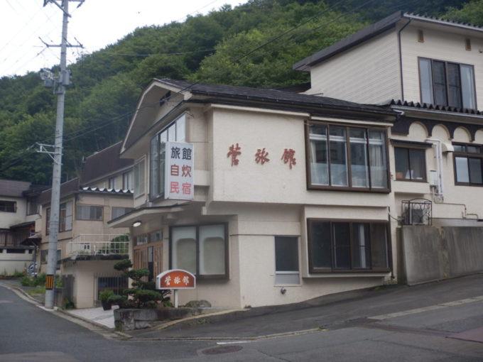 岩手県つなぎ温泉の菅旅館
