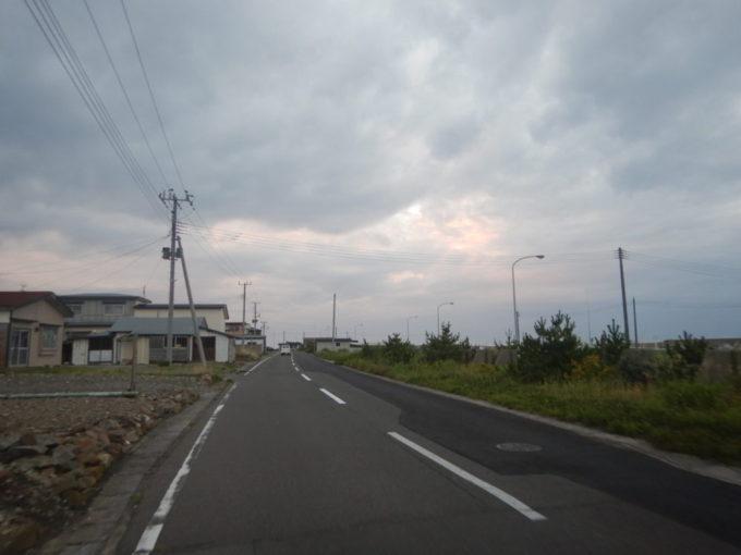 本州最北端・青森県大間崎までの海岸線