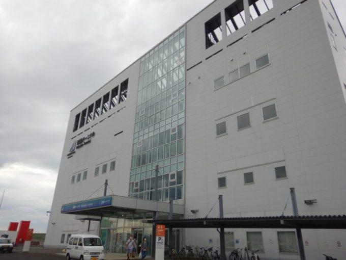 津軽海峡フェリー函館ターミナル