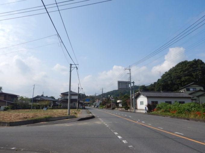 埼玉県ときがわ町をサイクリング