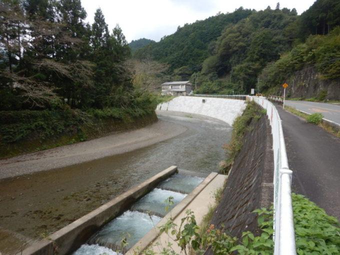 埼玉県ときがわ町の都幾川