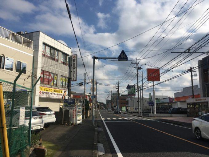 所沢市の埼玉県道8号