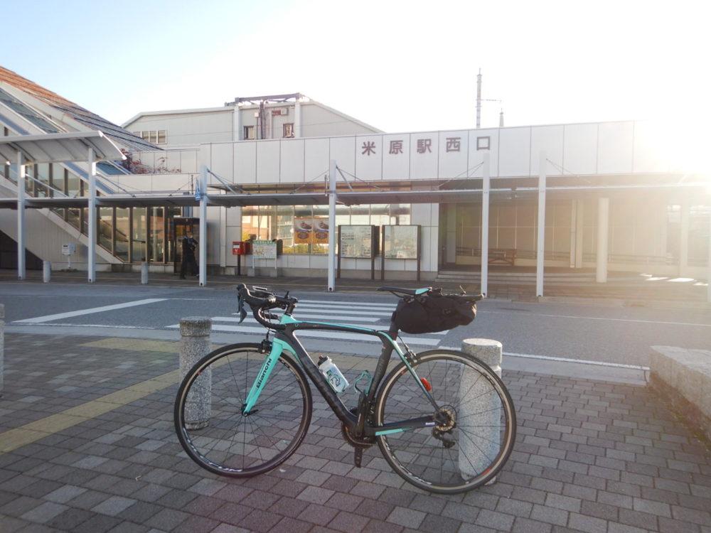 滋賀県米原市の米原駅
