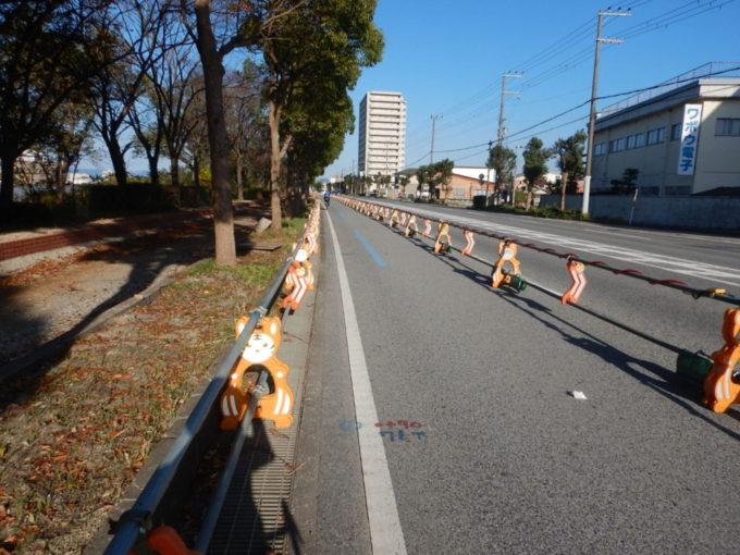 滋賀県道2号・さざなみ街道をロードバイクで走る