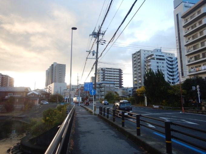 滋賀県道558号・高島大津線を走る
