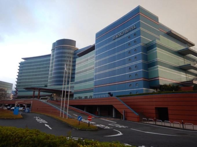 滋賀県の琵琶湖ホテル