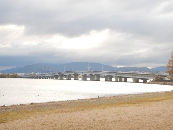 滋賀県の近江大橋