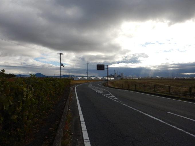 滋賀県道559号・さざなみ街道を走る