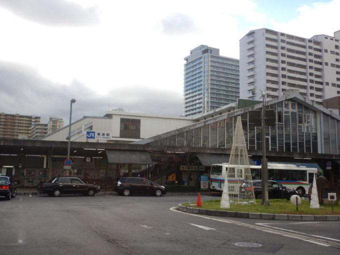 滋賀県の草津駅