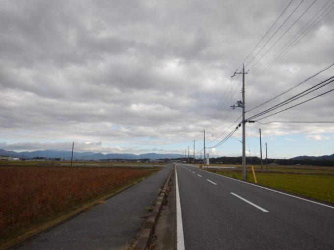 滋賀県道193号・新海上稲葉線を走る