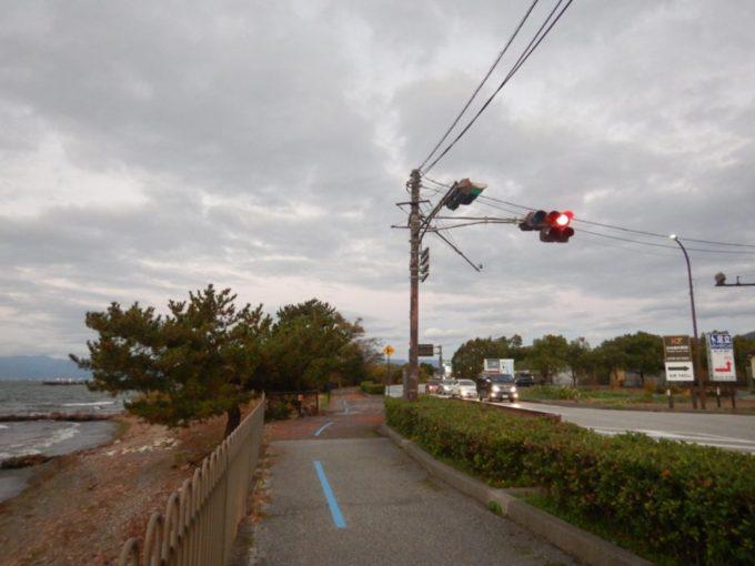 兵庫県道2号・さざなみ街道
