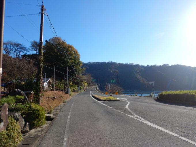県道513号・葛籠尾崎大浦線をドライブ