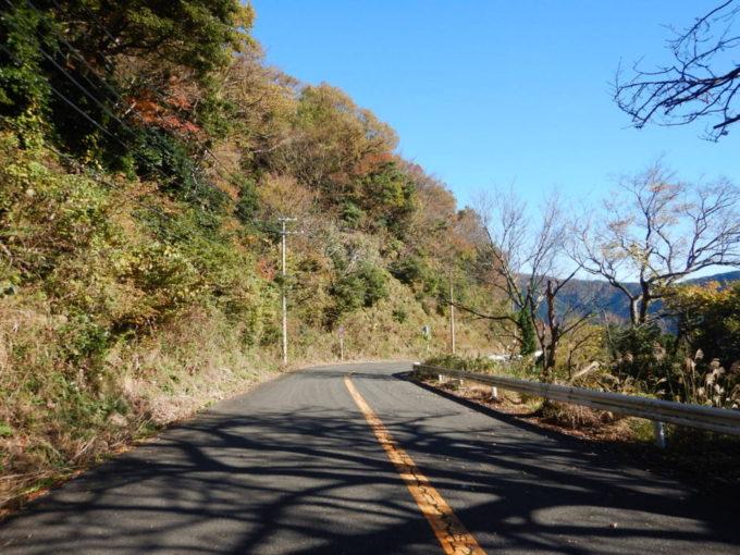 奥琵琶湖パークウェイをドライブ
